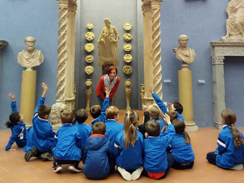Amici Dei Musei Didattica Arte E Immagine